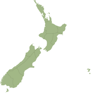 Show Me A Map Of New Zealand.Home Page New Zealand Birds Online